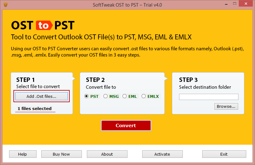 How to Convert OST to PST the Easy Way in 2019
